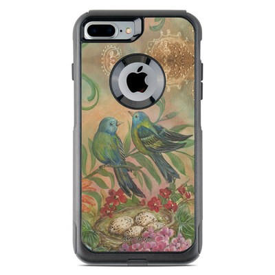 OtterBox Commuter iPhone 7 Plus Case Skin - Splendid Botanical