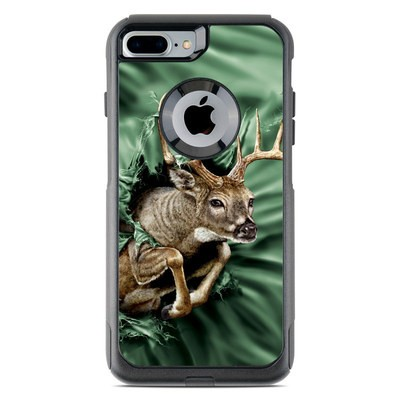 OtterBox Commuter iPhone 7 Plus Case Skin - Break Through Deer