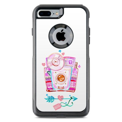 OtterBox Commuter iPhone 7 Plus Case Skin - Camera Shine