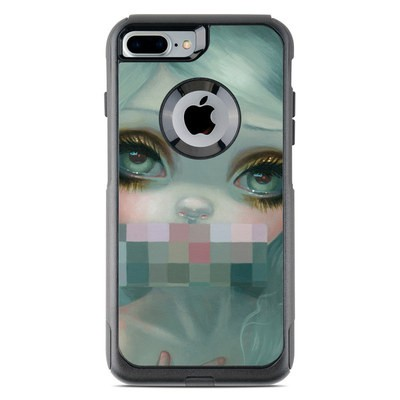 OtterBox Commuter iPhone 7 Plus Case Skin - Censored Smile