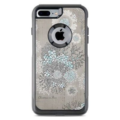 OtterBox Commuter iPhone 7 Plus Case Skin - Christmas In Paris