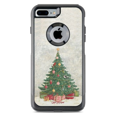 OtterBox Commuter iPhone 7 Plus Case Skin - Christmas Wonderland