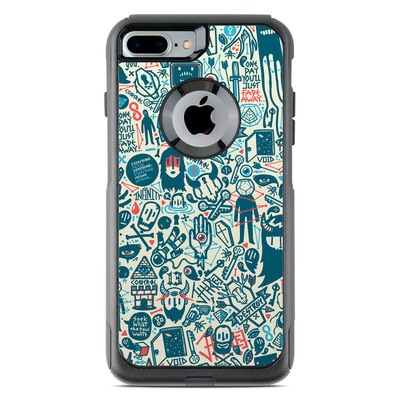 OtterBox Commuter iPhone 7 Plus Case Skin - Committee