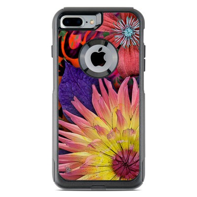 OtterBox Commuter iPhone 7 Plus Case Skin - Cosmic Damask