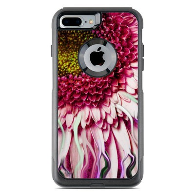 OtterBox Commuter iPhone 7 Plus Case Skin - Crazy Daisy