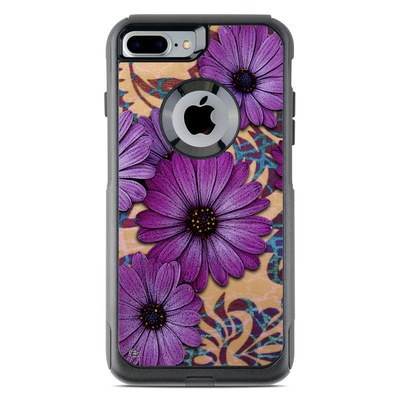 OtterBox Commuter iPhone 7 Plus Case Skin - Daisy Damask
