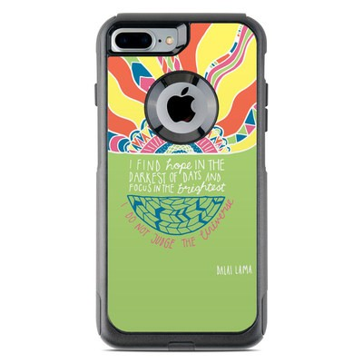 OtterBox Commuter iPhone 7 Plus Case Skin - Dalai Lama