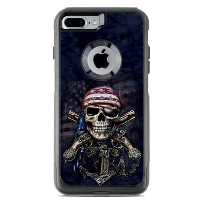 OtterBox Commuter iPhone 7 Plus Case Skin - Dead Anchor