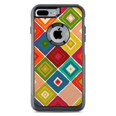 OtterBox Commuter iPhone 7 Plus Case Skin - Diamante