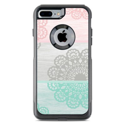 OtterBox Commuter iPhone 7 Plus Case Skin - Doily