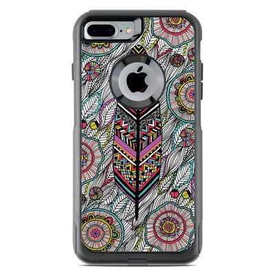 OtterBox Commuter iPhone 7 Plus Case Skin - Dream Feather