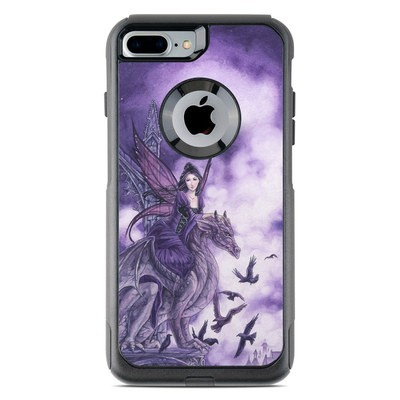 OtterBox Commuter iPhone 7 Plus Case Skin - Dragon Sentinel