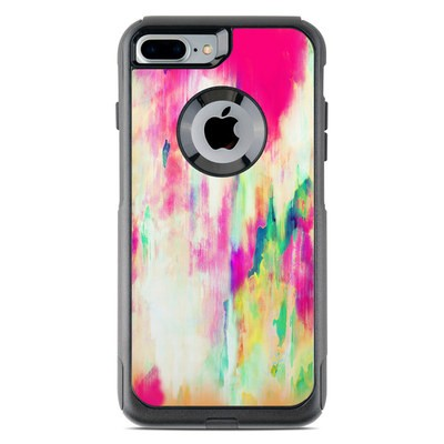 OtterBox Commuter iPhone 7 Plus Case Skin - Electric Haze