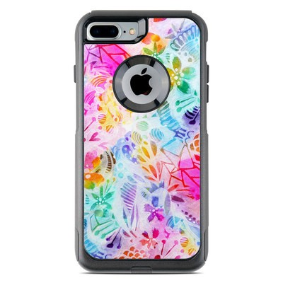 OtterBox Commuter iPhone 7 Plus Case Skin - Fairy Dust