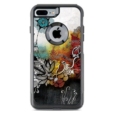 OtterBox Commuter iPhone 7 Plus Case Skin - Frozen Dreams