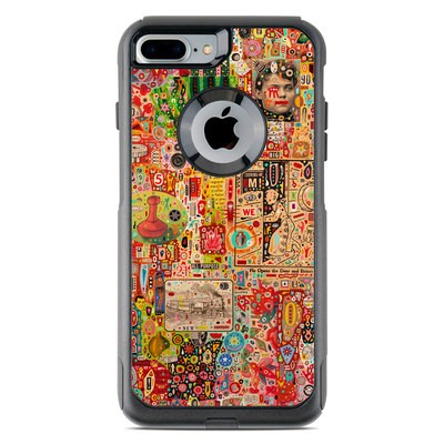 OtterBox Commuter iPhone 7 Plus Case Skin - Flotsam And Jetsam