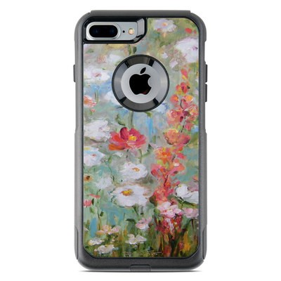 OtterBox Commuter iPhone 7 Plus Case Skin - Flower Blooms