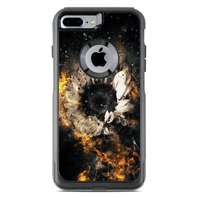 OtterBox Commuter iPhone 7 Plus Case Skin - Flower Fury