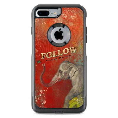 OtterBox Commuter iPhone 7 Plus Case Skin - Follow Your Bliss