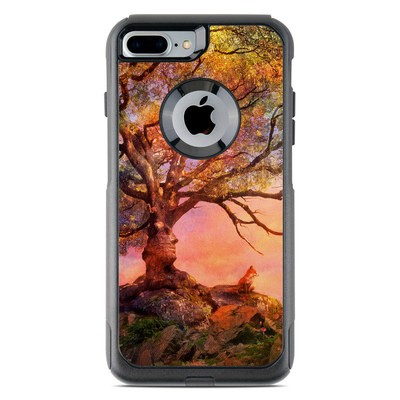 OtterBox Commuter iPhone 7 Plus Case Skin - Fox Sunset