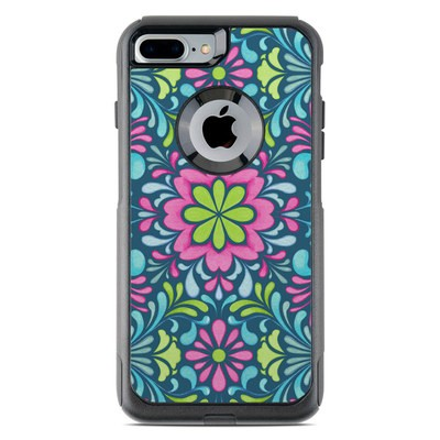 OtterBox Commuter iPhone 7 Plus Case Skin - Freesia