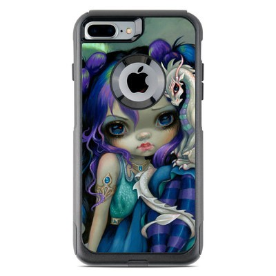 OtterBox Commuter iPhone 7 Plus Case Skin - Frost Dragonling