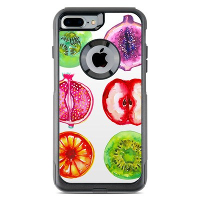 OtterBox Commuter iPhone 7 Plus Case Skin - Fruits