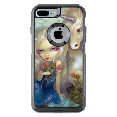 OtterBox Commuter iPhone 7 Plus Case Skin - Fiona Unicorn