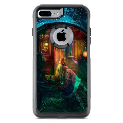 OtterBox Commuter iPhone 7 Plus Case Skin - Gypsy Firefly