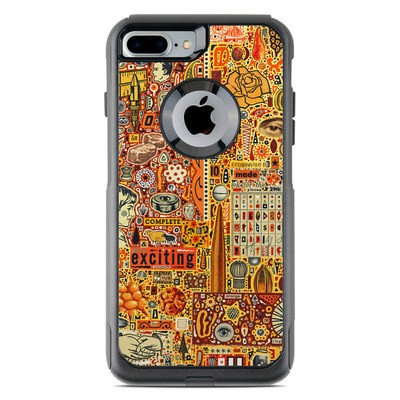 OtterBox Commuter iPhone 7 Plus Case Skin - The Golding Time
