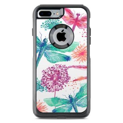 OtterBox Commuter iPhone 7 Plus Case Skin - Gossamer