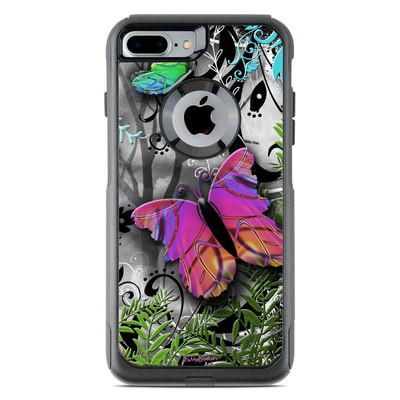 OtterBox Commuter iPhone 7 Plus Case Skin - Goth Forest