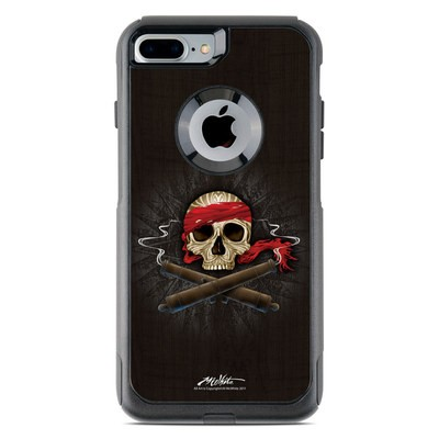 OtterBox Commuter iPhone 7 Plus Case Skin - High Seas Drifter
