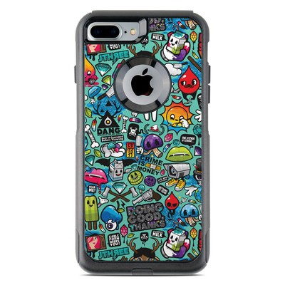 OtterBox Commuter iPhone 7 Plus Case Skin - Jewel Thief