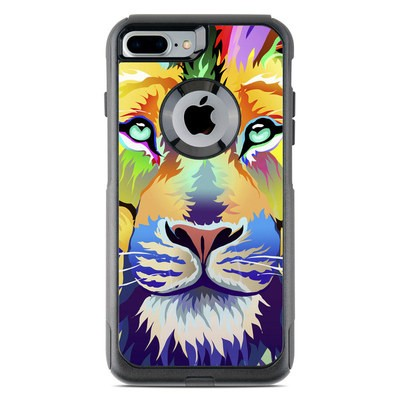 OtterBox Commuter iPhone 7 Plus Case Skin - King of Technicolor