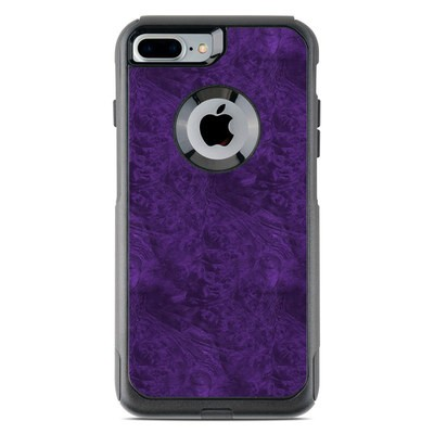 OtterBox Commuter iPhone 7 Plus Case Skin - Purple Lacquer