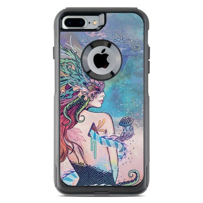 OtterBox Commuter iPhone 7 Plus Case Skin - Last Mermaid
