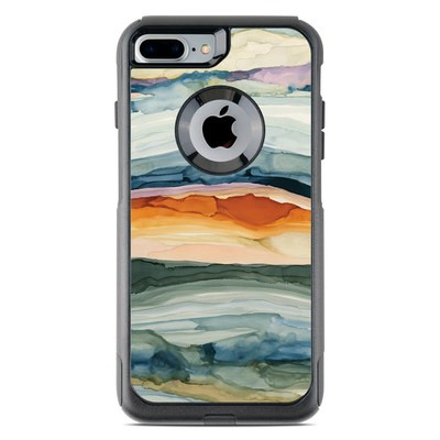 OtterBox Commuter iPhone 7 Plus Case Skin - Layered Earth