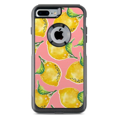 OtterBox Commuter iPhone 7 Plus Case Skin - Lemon