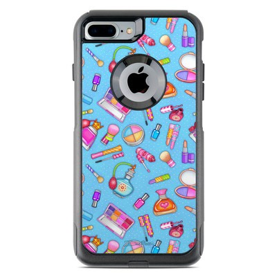 OtterBox Commuter iPhone 7 Plus Case Skin - Lookin Pretty