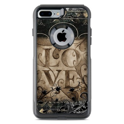 OtterBox Commuter iPhone 7 Plus Case Skin - Love's Embrace