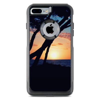 OtterBox Commuter iPhone 7 Plus Case Skin - Mallorca Sunrise