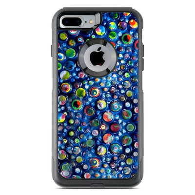 OtterBox Commuter iPhone 7 Plus Case Skin - My Blue Heaven