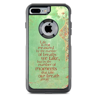 OtterBox Commuter iPhone 7 Plus Case Skin - Measured