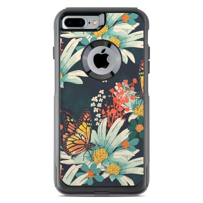 OtterBox Commuter iPhone 7 Plus Case Skin - Monarch Grove