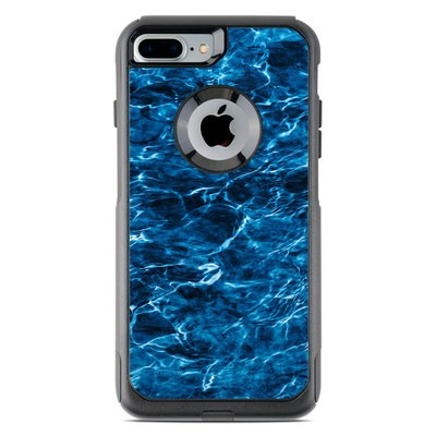 OtterBox Commuter iPhone 7 Plus Case Skin - Mossy Oak Elements Agua