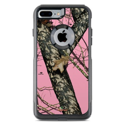 OtterBox Commuter iPhone 7 Plus Case Skin - Break-Up Pink