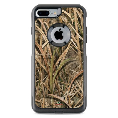 OtterBox Commuter iPhone 7 Plus Case Skin - Shadow Grass Blades