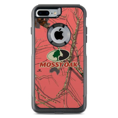 OtterBox Commuter iPhone 7 Plus Case Skin - Break-Up Lifestyles Salmon