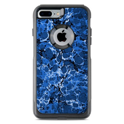OtterBox Commuter iPhone 7 Plus Case Skin - Marble Bubbles